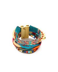 Hipanema | Multicolor Aztec Bracelet | Lyst