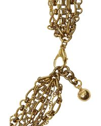 Lulu Frost - Metallic Victorian Plaza Charm Number Necklace - Lyst