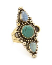 Vanessa Mooney - Green The Unicorn Ring - Lyst