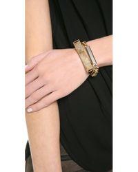 Kelly Wearstler | Metallic Hudson Cuff Bracelet | Lyst