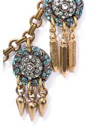 Lulu Frost | Blue Audrey Sea Necklace | Lyst