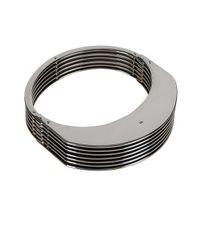 AllSaints - Metallic Roche Cuff - Lyst