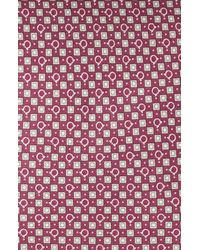 Ferragamo | Purple Elephant Print Silk Tie for Men | Lyst