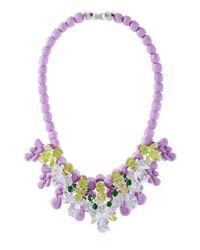 EK Thongprasert | Purple Green Goddess | Lyst