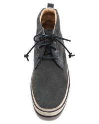 John Varvatos | Blue Redding Chukka Boots for Men | Lyst