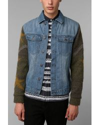 Urban Outfitters - Blue Insight Revival 2 Jacket for Men - Lyst