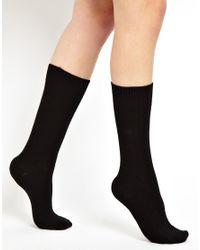 Calvin Klein - Calvin Klein Holiday Cashmere Socks - Lyst