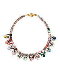 Shourouk - Multicolor Pamela Jumble Necklace - Lyst