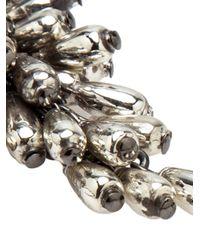 Jean-Francois Mimilla   Metallic Cluster Earring   Lyst