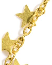 Marie-hélène De Taillac - Yellow Gold Star Earrings - Lyst