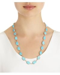 Sandra Dini - Metallic Turquoise Riviere - Lyst