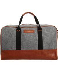 Want Les Essentiels De La Vie - Gray Dulles Sport Bag for Men - Lyst