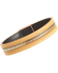 Want Les Essentiels De La Vie | Natural Tambo Zip Bracelet for Men | Lyst