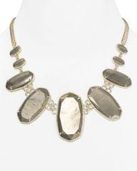 Kendra Scott | Metallic Ginger Necklace  | Lyst