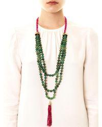 Rosantica - Purple Himalaya Agate Necklace - Lyst
