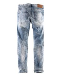 H&M - Blue &denim Jeans for Men - Lyst