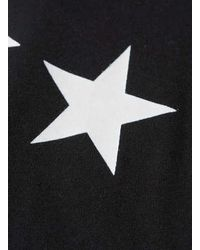 TOPMAN - Black Stars and Stripes Tshirt for Men - Lyst