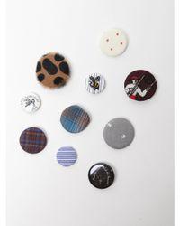 Undercover | Multicolor Set 2 Button Badges for Men | Lyst