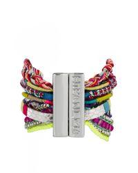 Hipanema - Pink Kingdom Bracelet - Lyst