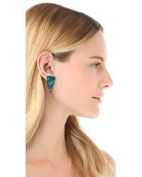 Sarah Magid - Blue Cone Stud Earrings - Lyst