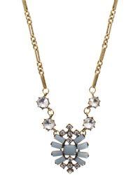 Coast - Blue Milo Necklace - Lyst