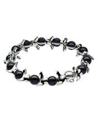 Shaun Leane | Black Serpents Trace Bracelet | Lyst