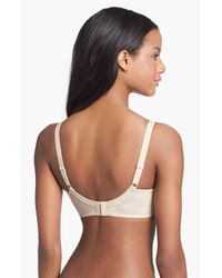 Wacoal | Natural Reveal Seamless Underwire Bra | Lyst