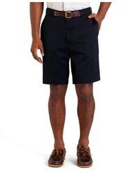 Brooks Brothers | Blue Plain-front Lightweight Advantage Shorts for Men | Lyst
