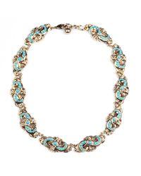 Lulu Frost - Blue Alchemy Necklace - Lyst