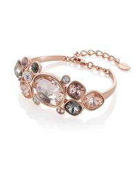 Aurora | Metallic 18Ct Rose Gold Plated Kailua Bracelet | Lyst