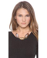 Dara Ettinger - Metallic Reese Necklace - Lyst