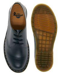 Dr. Martens | Black Original 3-eye Shoes for Men | Lyst