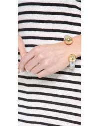 Marc By Marc Jacobs - Multicolor Gia Cuff Bracelet - Lyst