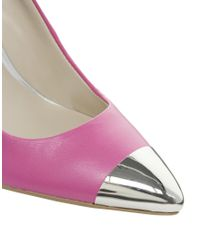 Chinese Laundry - Pink Danger Zone Heeled Shoe - Lyst