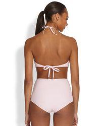 Prism - Pink Venice Beach Bikini Top - Lyst