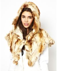 Spirit Hoods | Multicolor Jack Rabbit Shawl | Lyst