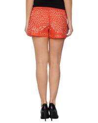 Antik Batik - Red Shorts - Lyst