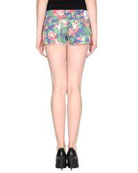 Jcolor - Blue Shorts - Lyst