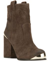 Jeffrey Campbell - Brown Eldred Boot - Lyst