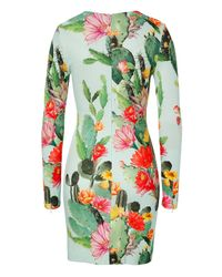 Matthew Williamson - Brown Rust Belted Kimono Dress - Lyst