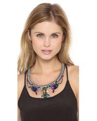 Venessa Arizaga - Multicolor Honolulu Necklace Multi - Lyst