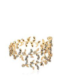 Joanna Laura Constantine - Metallic Flutter Collection Forearm Bracelet - Lyst