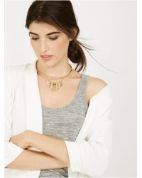 BaubleBar | Multicolor Radiate Collar | Lyst