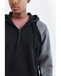Adidas | Black Twill Sweatshirt for Men | Lyst
