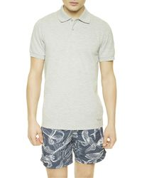 La Perla | Gray Polo Shirt for Men | Lyst