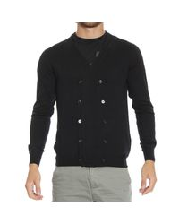 Paolo Pecora | Black Sweater for Men | Lyst