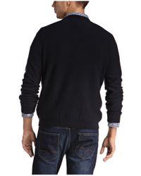 BOSS Orange | Blue New-wool Sweater 'acestas' for Men | Lyst