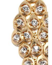 Forever 21 | Natural Rhinestone Chandelier Earrings | Lyst