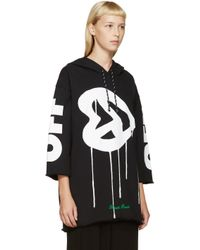 Off-White c/o Virgil Abloh | Black Othelo Hoodie | Lyst