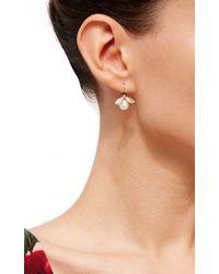 Annette Ferdinandsen | Metallic Jeweled Bug Earrings | Lyst